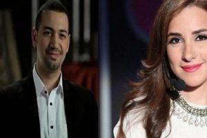 زواج معز مسعود وشيري عادل حديث مواقع التواصل الاجتماعي