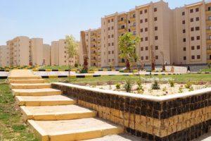 طرح وحدات سكنية للحجز بمحافظتي بورسعيد ودمياط بمساحة 120 مترا