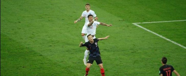 نتيجة وملخص مباراة انجلترا وكرواتيا نصف نهائى مونديال روسيا