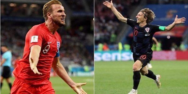 تشكيل انجلترا المتوقع لمباراة كرواتيا نصف نهائى كأس العالم