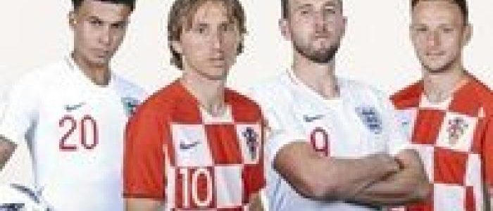 تشكيل كرواتيا المتوقع لمباراة انجلترا نصف نهائى كأس العالم