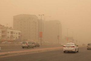 الأرصاد تحذر من أتربة مُثارة في مكة والمدينة والمشاعر