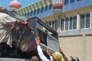 حملات إزالة إشغالات مكبرة بحي شرق فى الإسكندرية