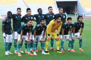 المصرى يتعادل مع دوسونجو الموزمبيقى 1 -1 بالكونفدرالية
