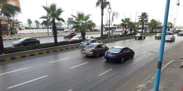درجات الحرارة وحالة الطقس المتوقعة اليوم الأربعاء في الإسكندرية
