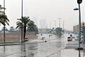 الأرصاد بالسعودية تحذر سكان 4 مدن من هطول أمطار رعدية اليوم السبت