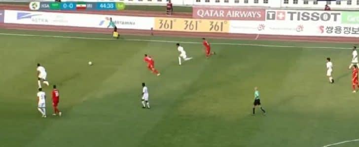 مشاهدة مباراة السعودية وايران بث مباشر دورة الالعاب الاسيوية
