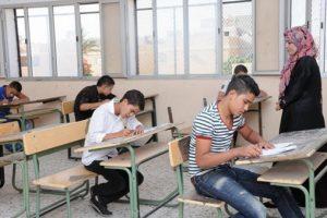 جداول امتحانات المرحلة الاعدادية نصف العام لمحافظة أسوان 2019