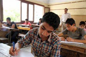 تبدأ غداً الأحد امتحانات الصف الأول الثانوي بمحافظة الاسكندرية