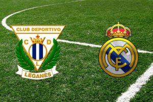 موعد مباراة ريال مدريد وليجانيس الدورى الاسبانى