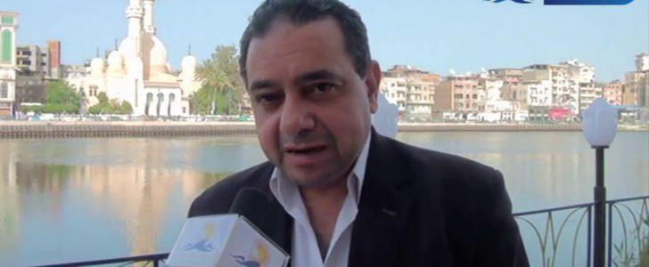 نائب رئيس نادي دمياط : دعم القرية الاولمبية بمدرجات تكفي 15 الف متفرج