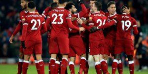 التشكيل المتوقع لمباراة ليفربول