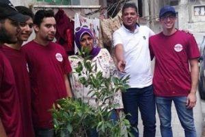 جمع القمامة من المنازل بـ10 جنيهات شهريا بحي وسط فى الإسكندرية