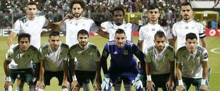 نتيجة مباراة إتحاد الجزائر والمصري