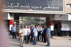 كارثة ..الإهمال يقتل 3 مرضي واصابة 15 فى الغسيل الكلوي فى مستشفى ديرب نجم بالشرقية