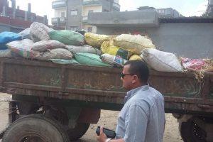 """""""محافظ البحيرة """"يشدد على حملات نظافة يومية مكثفة بجميع قرى ومراكز المحافظة"""