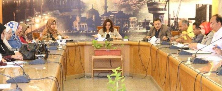 برئاسة محافظ دمياط  .. المجلس القومى للسكان يستعرض أهم الانجازات في مجال تنطيم الأسرة