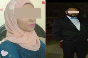 وصلة هزار بدأت بين زوجين إنتهت بجريمة قتل بحلوان