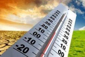 ارتفاع تدريجي فى درجات الحرارة اليوم الثلاثاء بجميع الأنحاء