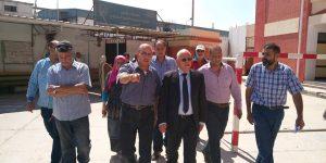 """""""محافظ بورسعيد"""" يقرر إلحاق مدرسة محمد السيد الرسمية على بورسعيد الرسمية لحين الإنتهاء من رفع كفاءتها"""
