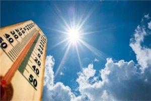 طقس غداً معتدل على السواحل الشمالية شديد الحرارة على جنوب الصعيد