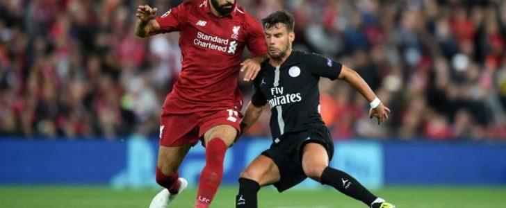 نتيجة وملخص مباراة ليفربول وباريس سان جيرمان دورى ابطال اوروبا