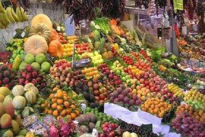 أسعار الفاكهه اليوم السبت 24-08-2019 في الأسواق المصرية