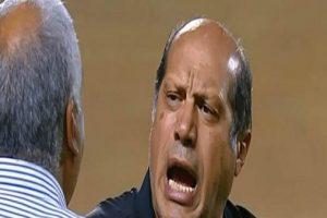 علاء نبيل يهدد بالانسحاب من الدورى بسبب عقوبات المسابقات