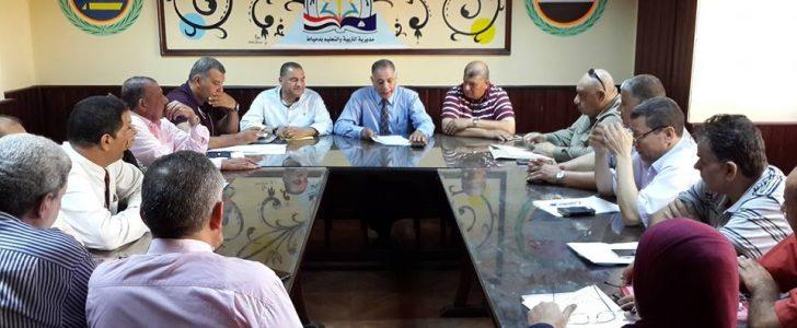 غدا الاثنين عقد مقابلات متقدمي وظائف التربية و التعليم بديوان المديرية بدمياط