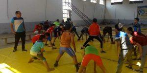 رياضة المصارعة