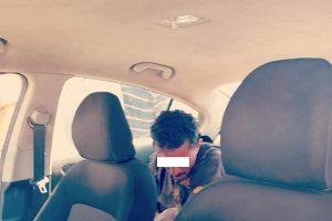 بالصور القبض على عاطل سرق حقيبة سيدة اثناء سيرها في الطريق العام بدمياط
