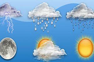 تعرف على حالة الطقس اليوم السبت 25-5-2019 بمحافظات مصر