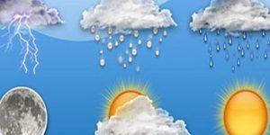 الطقس اليوم