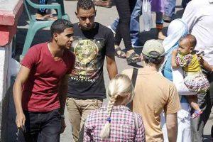 ضبط 12 حالة تحرش في ثالث أيام عيد الفطر بالإسكندرية