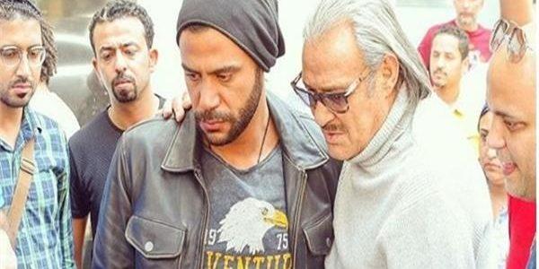 كيف واسى محمد إمام النجم فاروق الفيشاوى بعد إعلان مرضه