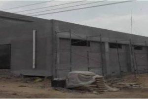 """""""محافظ الشرقية"""" يتابع أعمال تنفيذ موزع كهرباء حانوت بتكلفة 45 مليون جنيه بمركز كفر صقر"""