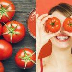 تعرفى على فوائد ثمار الطماطم للبشرة وللشعر