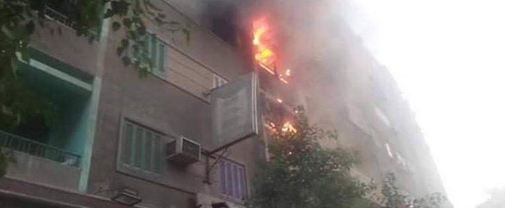 الإبن العاق يحرق بيت أمه نتيجة لـ خلافات عائلية والمحكمة تسجنه 3 أعوام