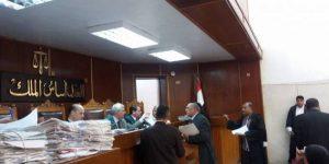 """""""محكمة جنايات دمياط """"تصدر الحكم بالمؤبد لـ3 متهمين بالإتجار فى المخدرات والسلاح بدمياط"""