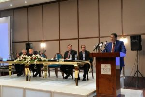 """""""الخارجية """"تستقبل دبلوماسيين الأجانب أعضاء السفارات الأجنبية المعتمدة بالقاهرة"""