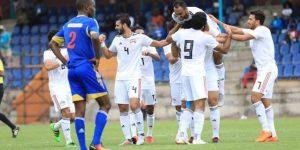 مباراة سوازيلاند ومصر
