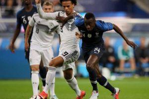 نتيجة مباراة فرنسا والمانيا دورى الامم الاوروبية