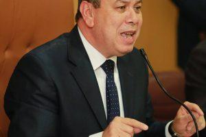 محافظ كفرالشيخ : مجازاة 40 طبيباً وموظفاً بمستشفى الرمد القديمة