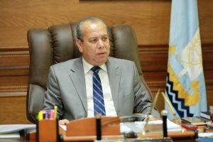 """""""محافظ كفرالشيخ """"يمنح رئيس الوحدة المحلية لمركز ومدينة سيدى سالم لإزالة مخالفات"""