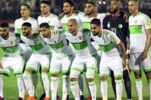 نتيجة مباراة بنين والجزائر تصفيات امم افريقيا