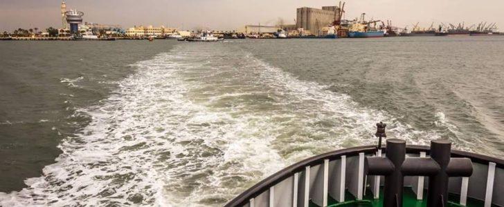 ميناء دمياط يؤكد ميزته التنافسية ويستقبل السفن دون توقف رغم سوء الأحوال الجوية