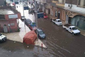 """""""توقعات بسقوط الامطار"""" ننشر بيان الارصاد الجوية بشأن حالة طقس دمياط اليوم الاربعاء"""