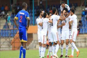 منتخب مصر يفوز على سوازيلاند ويتأهل لامم افريقيا