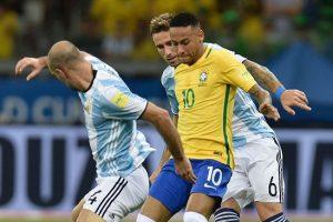 نتيجة مباراة البرازيل والارجنتين البطولة الرباعية