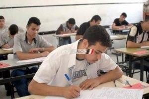 طلاب الثانوية العامة يؤدون غداً امتحان الكيمياء والجغرافيا